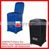 Automatic pond fish food feeder/aquaculture automatic feeder/fish feeder automatic