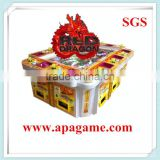 Popular Red Dragon Arcade Fishing Game Machine for Sale