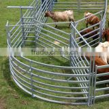 heavy duty strong galvanized beef cattle farming panel