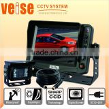 Reverse Camera System for for all tugboats, fishing vessels, inland vessels, dredging vessels and platform supply vessels