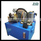 2016 High quality!!! JSD factory of 380V Huge hydraulic pump station/hydraulic power pack unit