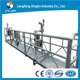 Building cleaning equipment suspended scaffold construction cradle
