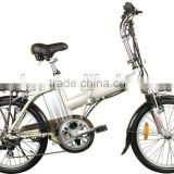 Nice foldable electric bike