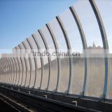 GWX 6mm Highway PC Sound Insulation Sheet Polycarbonate Solid Panels