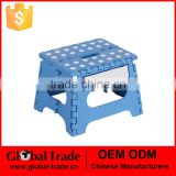 Portable Plastic Foldable Small Outdoor Folding Stool/Folding Plastic Stool 450692