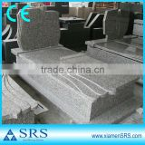 Granite G664 grave monument slab