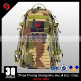 40L Hot Selling Nylon Army Backpack Molle Webbing Camouflage Backpack Military Army Backpack for Outdoor Camping Training