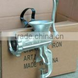 different types of painting hand operated meat mincer