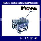 3kw Gasoline Generator with CE/generator