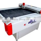 IECHO BK2516 PVC Coil Car Mats and Carpets and Logo Floor Rug Automatic CNC Cutting Machine