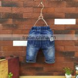 Wholesales summer cotton denim fashion boy shorts