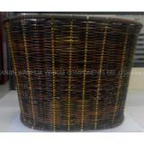 rattan bike basket TB-OC hot sale