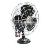 Antique n Imitation Metal Hand Made Model Fan Gift Craft for Home Decoration and Ornament,Arts and Crafts Decor Craft Wholesaler