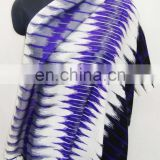Factory direct custom digital printed silk scarfs fashion