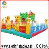 trainman inflatable kinds air play fun park