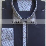 double collar mens shirt manufacturer, bespoke shirt maker