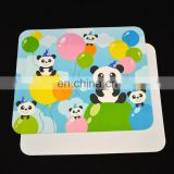 custom kid plastic table mats