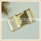 fashion gold metal side release buckles wholesale for lady suit design china supplier 2014