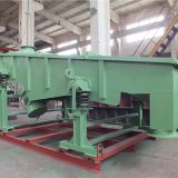 WZS series stainless steel linear vibrating screen