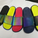 iridescent color cheap classic  slipper