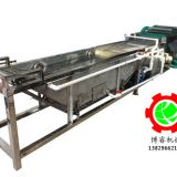 Conveyor for glass tempering furnace
