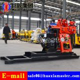 HZ-130YY Portable hydraulic well drilling machine bore well drilling machine has high oil pressure and more efficiency