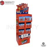 candy corrugated cardboard display stand for retail,Cardboard Pos Display,Cardboard Display Stand