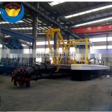 Low Cost River Sand Digging Machine with Jet Suction Dredger