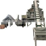 Hickory nut pecan shelling machine/walnut sheller