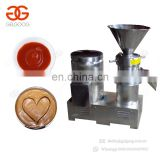 Stable Working Pistachio Nut Groundnut Cocoa Bean Paste Making Equipment Almond Butter Grinding Machine