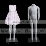 Wholesale 6 Years Old Model Girls and Boys Clothes Display Invisibility Ghost Mannequin GHK106