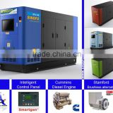 Best selling!!! 400KVA diesel generator set-High quality d.g. Back up your Summer