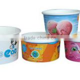 New Ice-cream paper cup disposable, 12oz