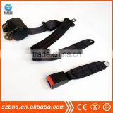 good quality for car safety seat belt 2 Points Point Type buckle for seat                                                                         Quality Choice