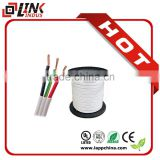 electric appliances Application and copper CCA Conductor Material textile electrical cable