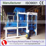 block cement brick making machine block paving machine/concrete hollow block making machine price