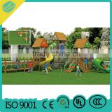 wooden outdoor playground,wooden slide MBL15-8302