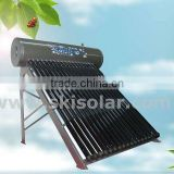 solar heat panel: Integrated & Pressurized solar water heater with Porcelain Enamel inner tank