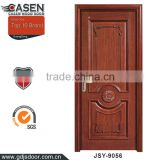 factory direct sale quality solid core wood birch veneer doors