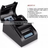 TP-5806 Good Price Supports Android OS Windows 8 Small Size 58MM POS Thermal Bill Ticket Printer