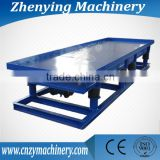ZDP vibration table for concrete moulds