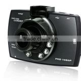 2.7 Inch 140 Degree Lens Night Vision Fhd 1080p Car Dvr G30, Fhd 1080p Car Dvr,Night Vision Car Dvr,multi language support
