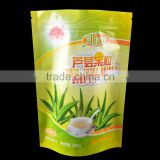 gravure printing food grade laminated pouches with zipper top