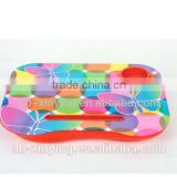 Hot selling colorful fashionable Laptop Desk with Butterflies Sticker and LED light for studying