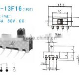 SS-12F16 Slide Switch