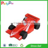 Partypro Chinese Supplier Promotional Gifts Custom Race Motorcycle Shape Stress Ball