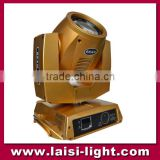 Hot fasional Luxury Gold Color 5R Sharpy Moving Head Beam Light ,Sharpy High Quality Luxury Moving Head 230W 7R Beam Light
