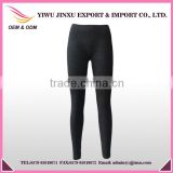 OEM Fitness Soft Silver Yarn Leggings for Women Tights