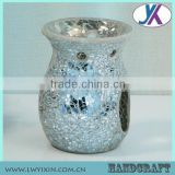 Mosaic glass middle east arabic incense burner