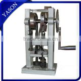 Single punch tablet press manual tablet press pill press machine TDP-0 one round dies for free